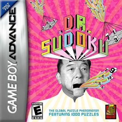 Dr. Sudoku Cover Art