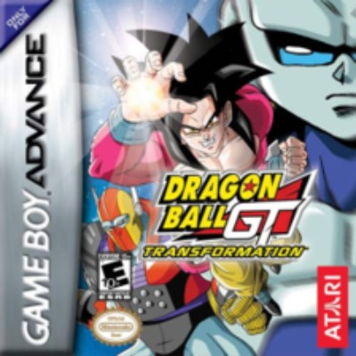 Dragon Ball GT: Transformation Cover Art