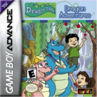 Dragon Tales: Dragon Adventures Cover Art