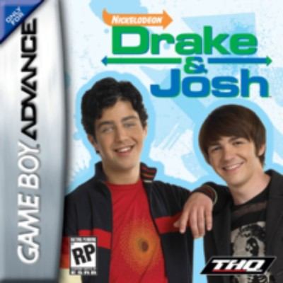 Drake and Josh Cover Art