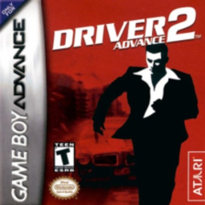 Driver 2 Advance Cover Art