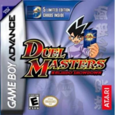 Duel Masters: Kaijudo Showdown Cover Art