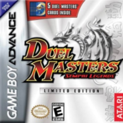 Duel Masters: Sempai Legends Cover Art