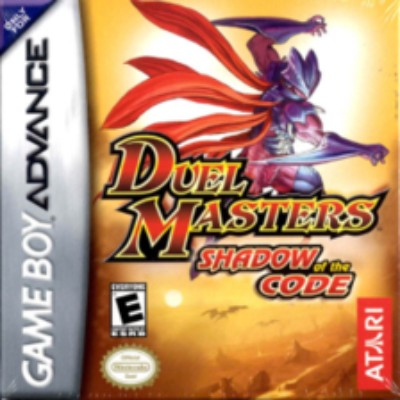 Duel Masters: Shadow Of The Code Cover Art
