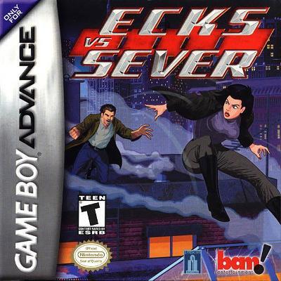 Ecks vs. Sever Cover Art