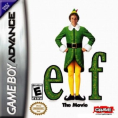 Elf: The Movie Cover Art