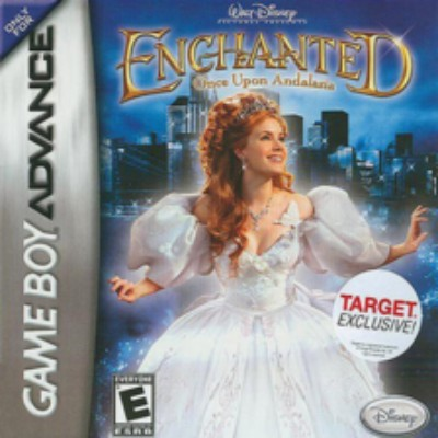Enchanted: Once Upon Andalasia Cover Art