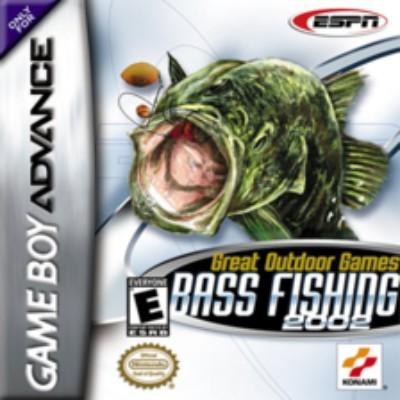 ESPN Great Outdoor Games Bass 2002 Cover Art