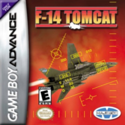 F-14 Tomcat Cover Art