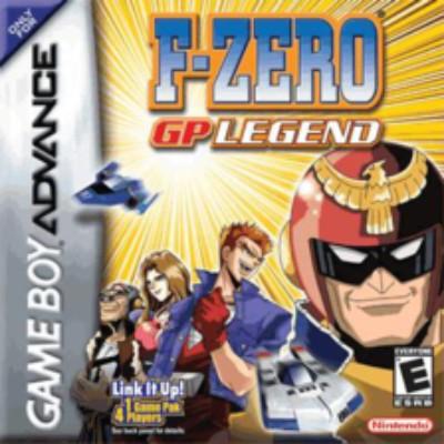 F-Zero: GP Legend Cover Art