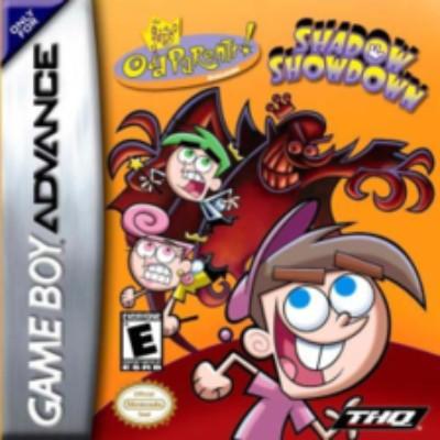 Fairly Odd Parents!: Shadow Showdown Cover Art