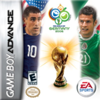 FIFA World Cup 2006 Cover Art