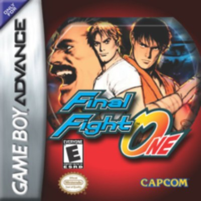 Final Fight One Cover Art