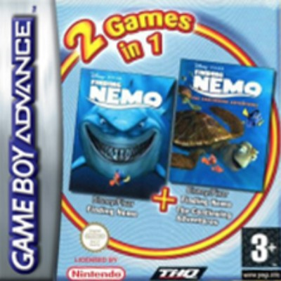 Finding Nemo: The Continuing Adventures Cover Art