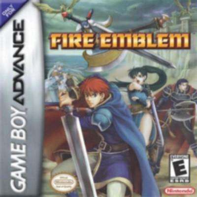 Fire Emblem Cover Art