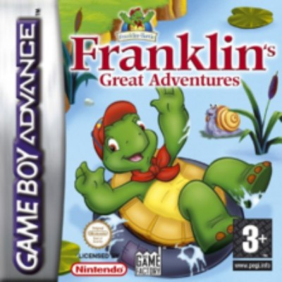 Franklin's Great Adventures Cover Art