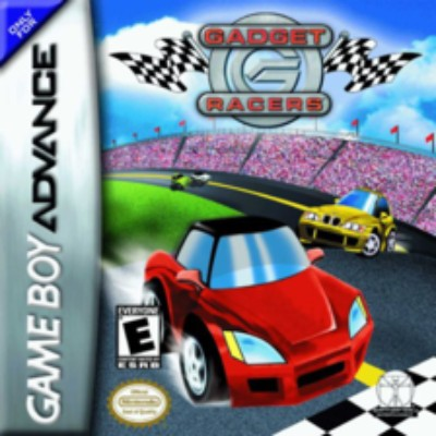 Gadget Racers Cover Art