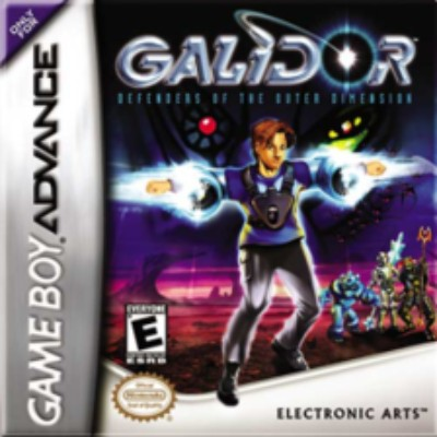 Galidor: Defenders of the Outer Dimension Cover Art