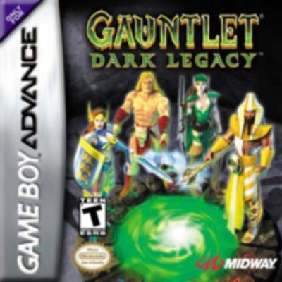 Gauntlet Dark Legacy Cover Art