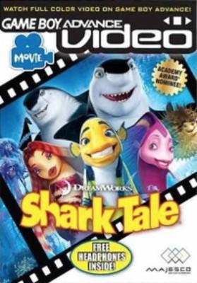 GBA Video: Shark Tale Cover Art