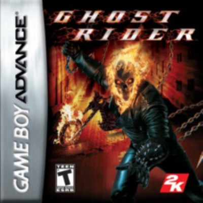 Ghost Rider Cover Art