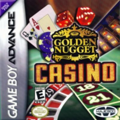 Golden Nugget Casino Cover Art