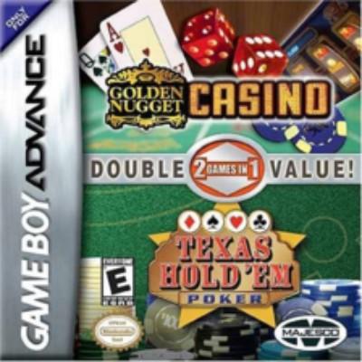 Golden Nugget & Texas Hold 'Em Poker Cover Art