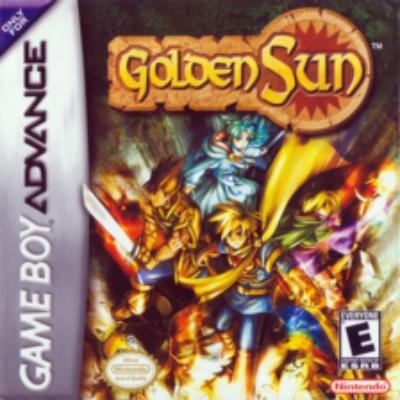 Golden Sun Cover Art