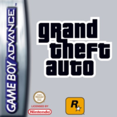 Grand Theft Auto Advance Cover Art