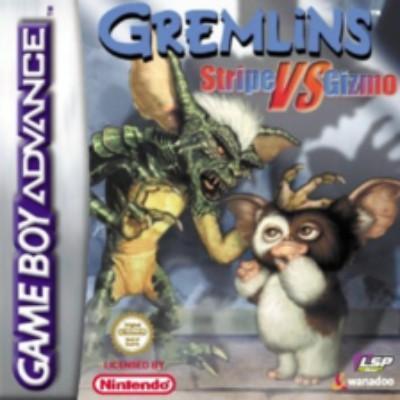 Gremlins: Stripe vs Gizmo Cover Art