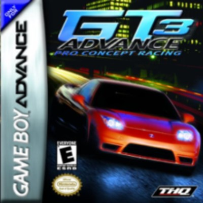 GT Advance 3: Pro Concept Racing Cover Art