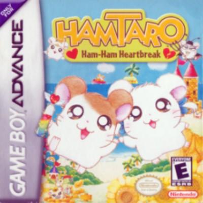 Hamtaro: Ham-Ham Heartbreak Cover Art