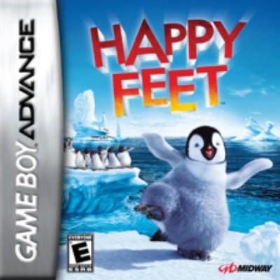 Happy Feet Cover Art