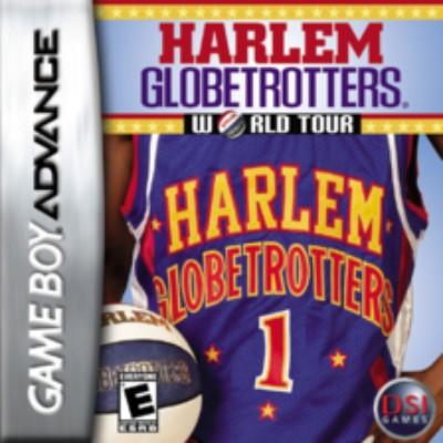 Harlem Globetrotters Cover Art