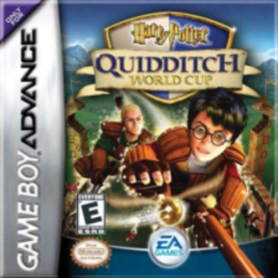 Harry Potter: Quidditch World Cup Cover Art