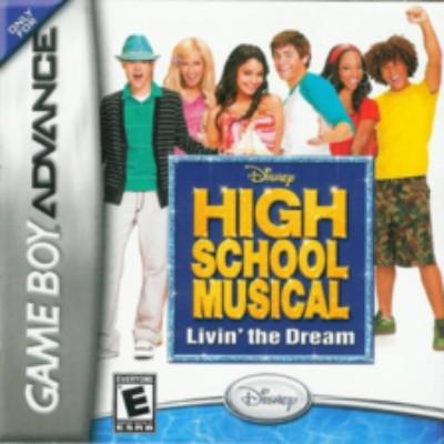 High School Musical: Livin' the Dream Cover Art