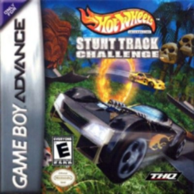 Hot Wheels: Stunt Track Challenge Cover Art