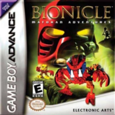 Bionicle: Matoran Adventures Cover Art