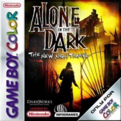 Alone in the Dark: The New Nightmare Cover Art