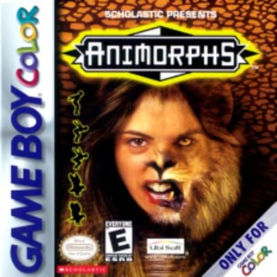 Animorphs Cover Art