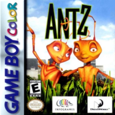 Antz Cover Art