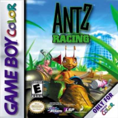 Antz Racing Cover Art
