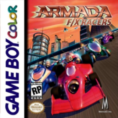 Armada F/X Racers Cover Art