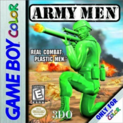 Army Men Cover Art