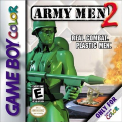 Army Men 2 Cover Art