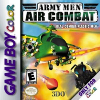 Army Men: Air Combat Cover Art