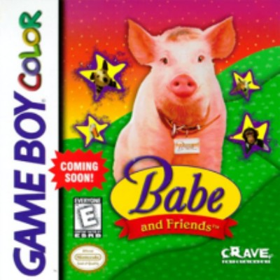 Babe and Friends Cover Art