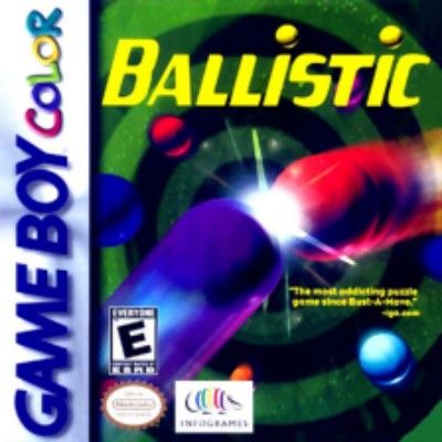 Ballistic Cover Art