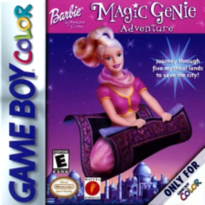 Barbie: Magic Genie Adventure