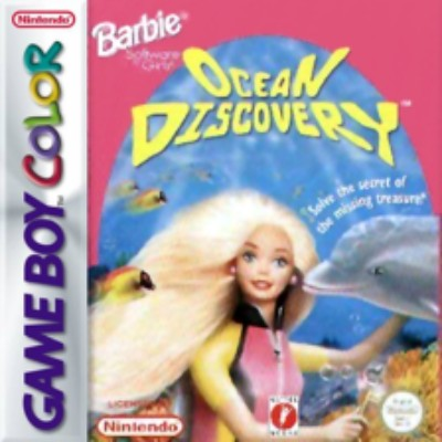 Barbie: Ocean Discovery Cover Art